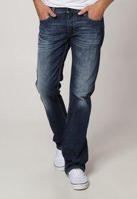 Diesel - ZATINY - Bootcut jeans - 8XR - 1