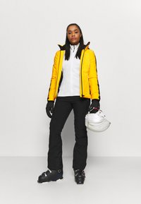 Kjus - WOMEN FORMULA - Skijakke - go hon yellow - 1