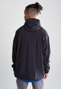 K1X - Urban Hooded - Fleece jacket - black - 2