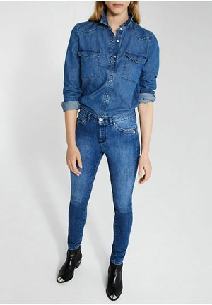 Slim fit jeans - médium blue