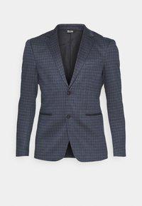 Only & Sons - ONSELIJAH CHECKCASUAL - Blazer jacket - dark navy - 5