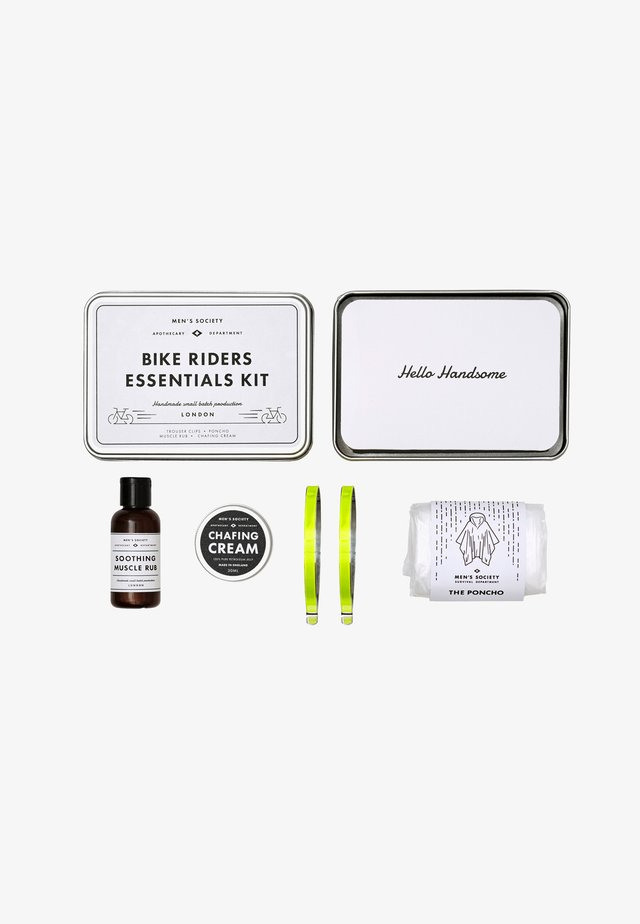 BIKE ESSENTIAL KIT - Set pour le bain et le corps - -