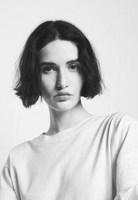 See by Chloé - Jersey dress - white powder - 3
