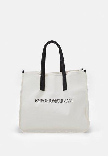 SET UNISEX - Tote bag - white