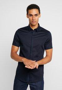 Armani Exchange - Shirt - navy - 0