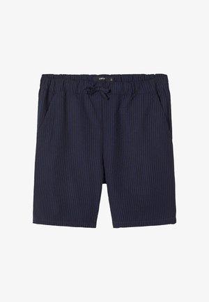 GESTREIFTE  - Shorts - sky captain