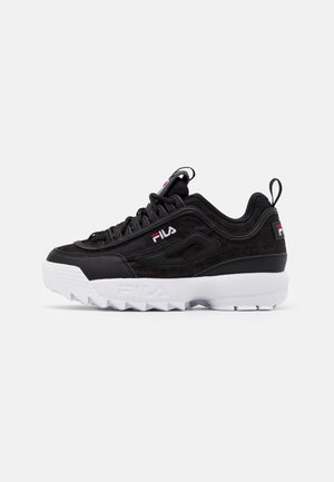 DISRUPTOR KIDS - Sneakers laag - black