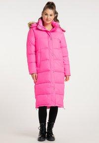 myMo - Winter coat - pink - 0