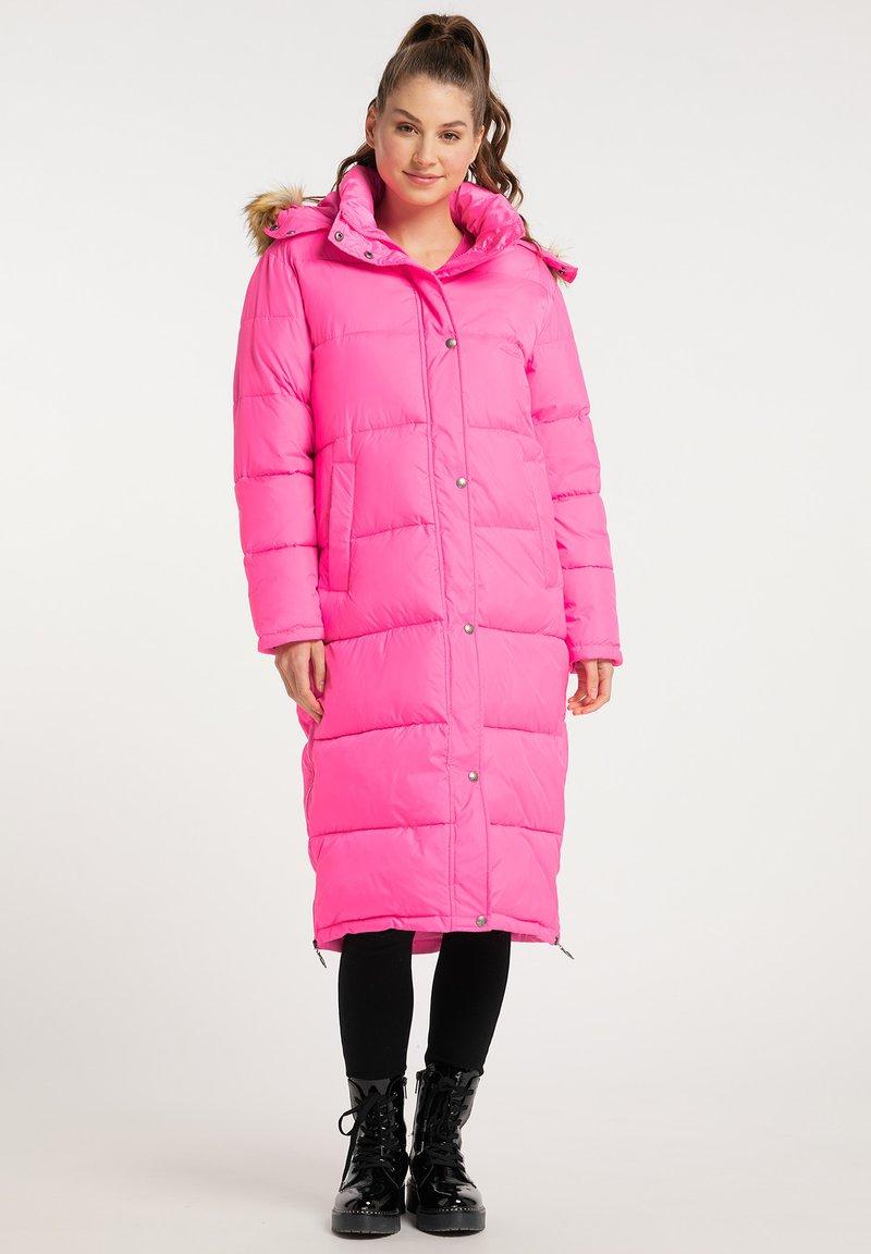 myMo - Winter coat - pink