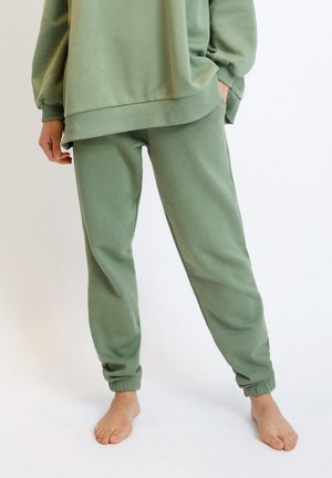 Pyjama bottoms - green