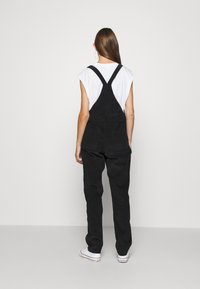 Roxy - ANYWHERE ELSE - Dungarees - anthracite - 2