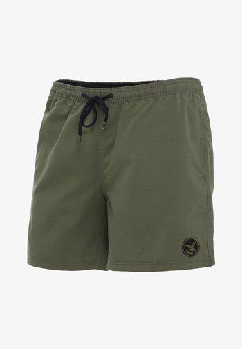 Swimming shorts - khaki