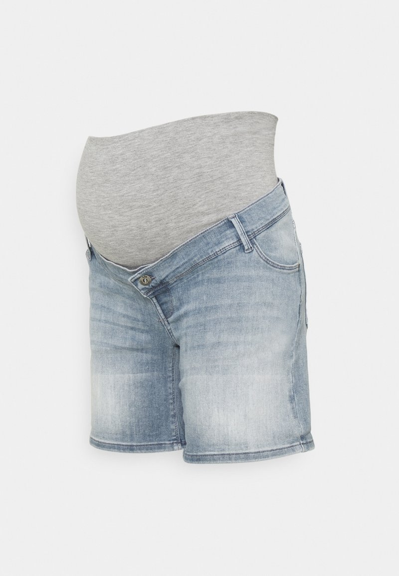 LOVE2WAIT - Denim shorts - light wash