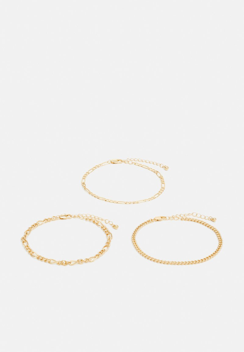 Pieces - PCKIBO BRACELET 3 PACK - Armband - gold-coloured