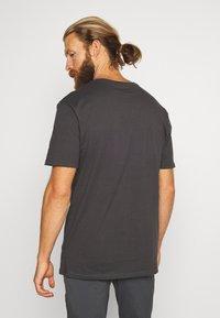 Fox Racing - PREMIUM TEE - T-Shirt print - black - 2