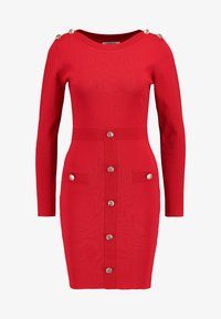 Morgan - Shift dress - ruby - 4