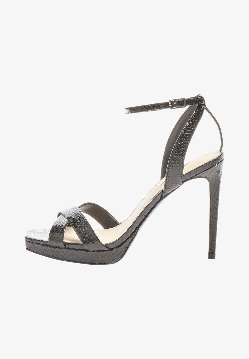 Guess - High heeled sandals - schwarz