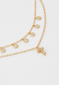 LIARS & LOVERS - CROSS ROW - Kaulakoru - gold-coloured - 2