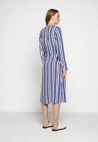 Libertine-Libertine - FLAME - Shirt dress - royal - 2