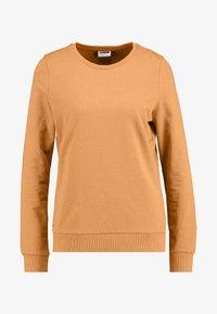 Noisy May - NMPANA SOLID - Sweatshirt - brown sugar - 4