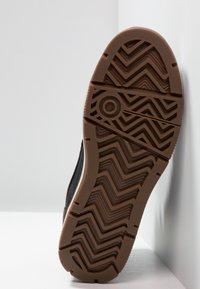 Park Authority - Sneakers hoog - dark brown/black - 4