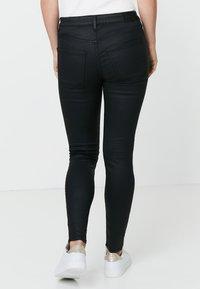 HALLHUBER - Jeans Skinny Fit - black denim - 2