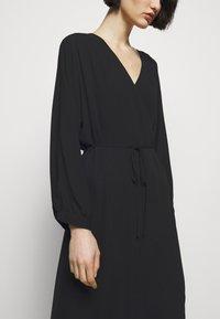 Filippa K - WILLA DRESS - Vestito estivo - black - 5
