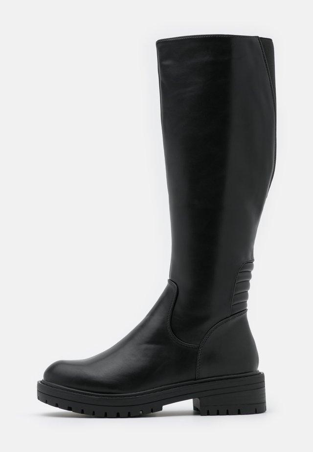 PADDED CHUNKY  - Klassiska stövlar - black