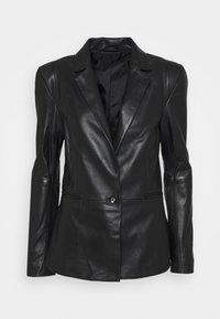 2nd Day - MILLER - Leather jacket - black - 4