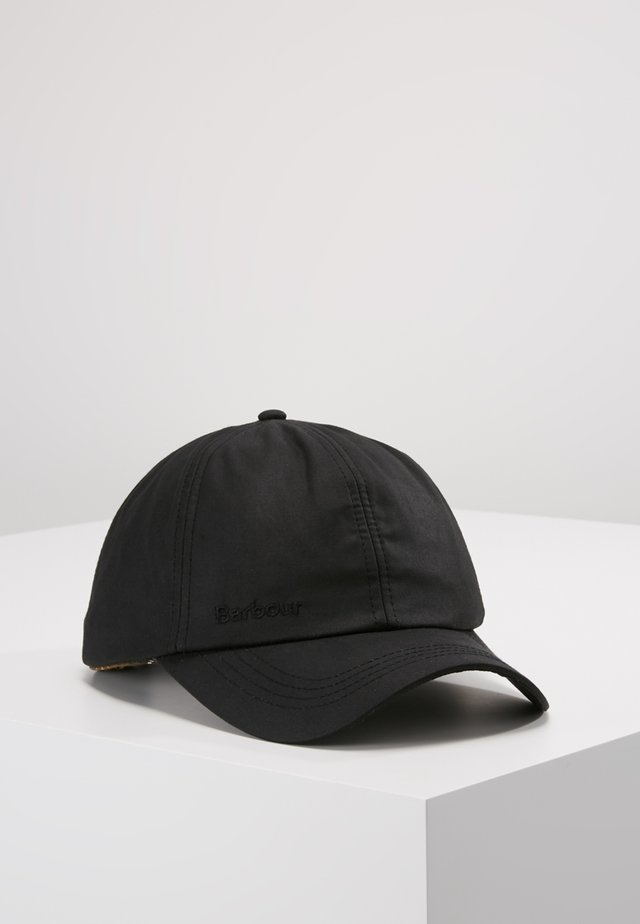 PRESTBURY SPORTS CAP - Pet - black