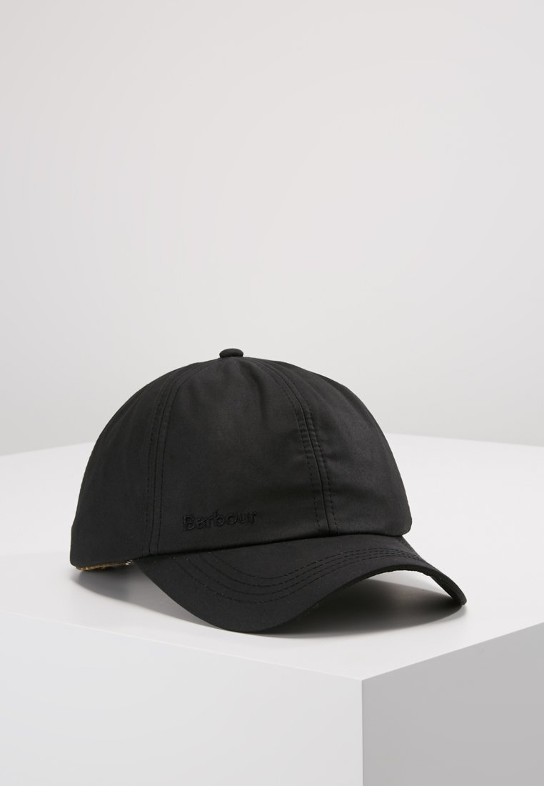 Barbour - PRESTBURY SPORTS CAP - Cap - black