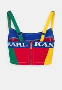 Karl Kani - BLOCK - Top - multicolor - 8