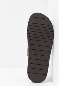 Walk London - LANGLEY - Domácí obuv - grey - 4