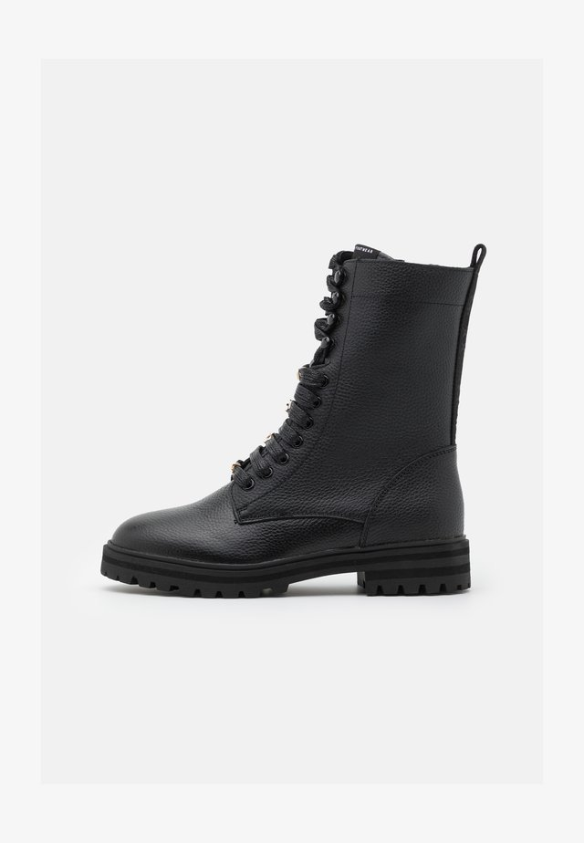 FLUX - Veterboots - black
