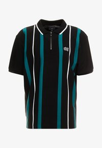 Obey Clothing - CHUNK CLASSIC - Polo shirt - black/multi - 4