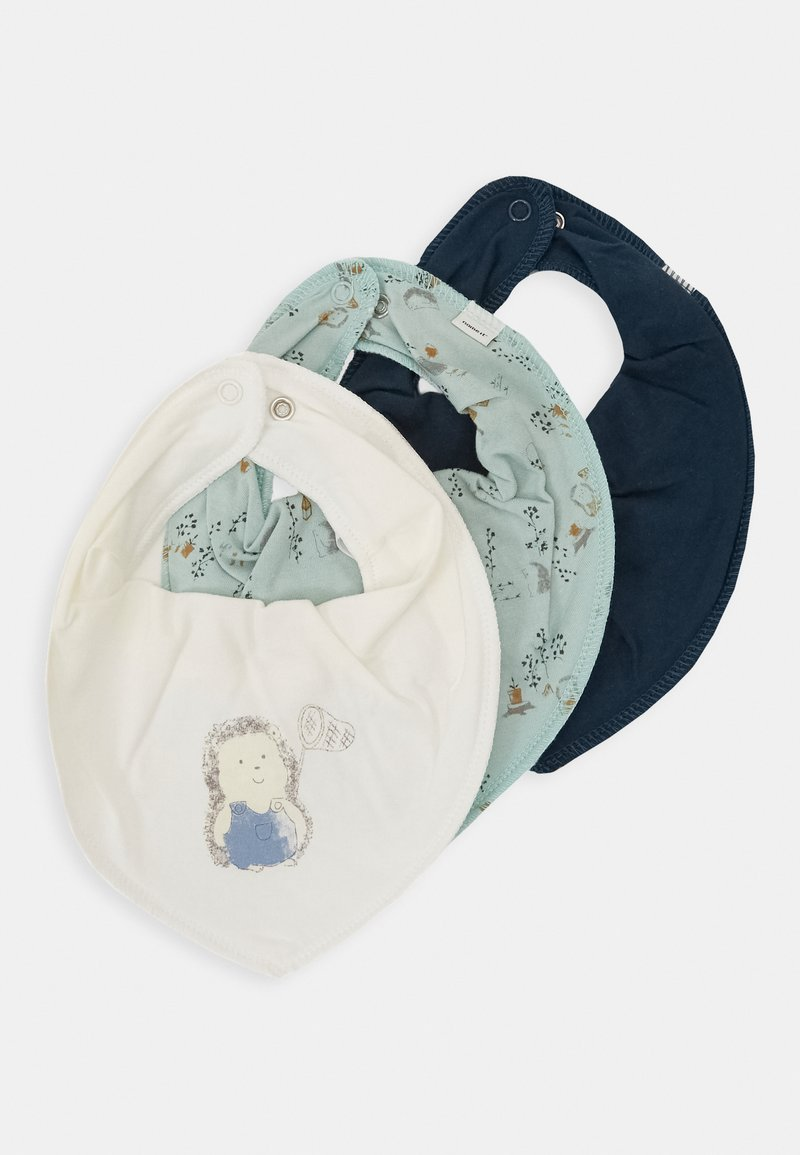Name it - NBMYASIMKIMO SCARF BIB 3 PACK - Halsdoek - gibraltar sea