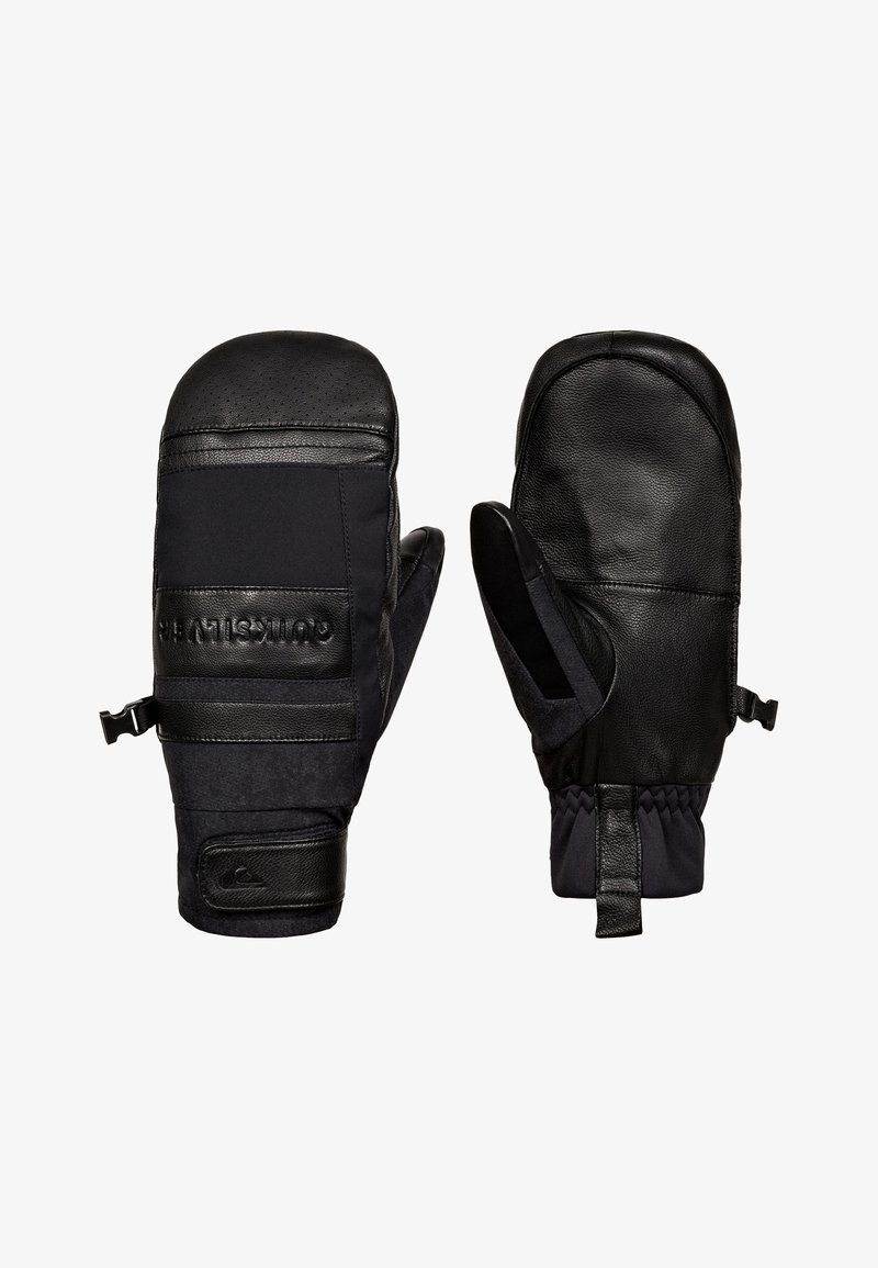 Quiksilver - SQUAD  - Mittens - true black