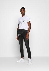 Armani Exchange - T-Shirt print - white - 1