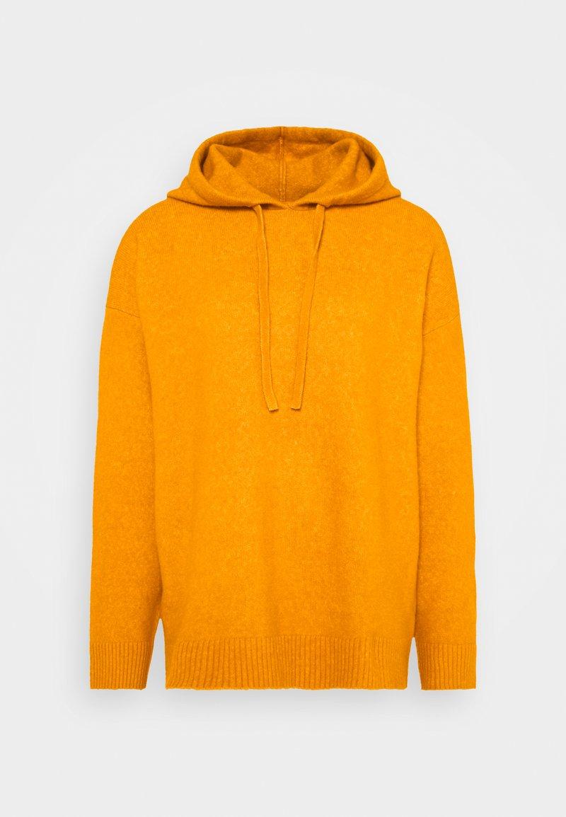Monki - MARY HOODIE - Hoodie - yellow