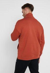 Champion - HALF ZIP - Sweatshirt - dark red - 2