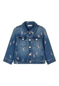 Name it - DISNEY MINNIE MOUSE - Denim jacket - medium blue denim - 4