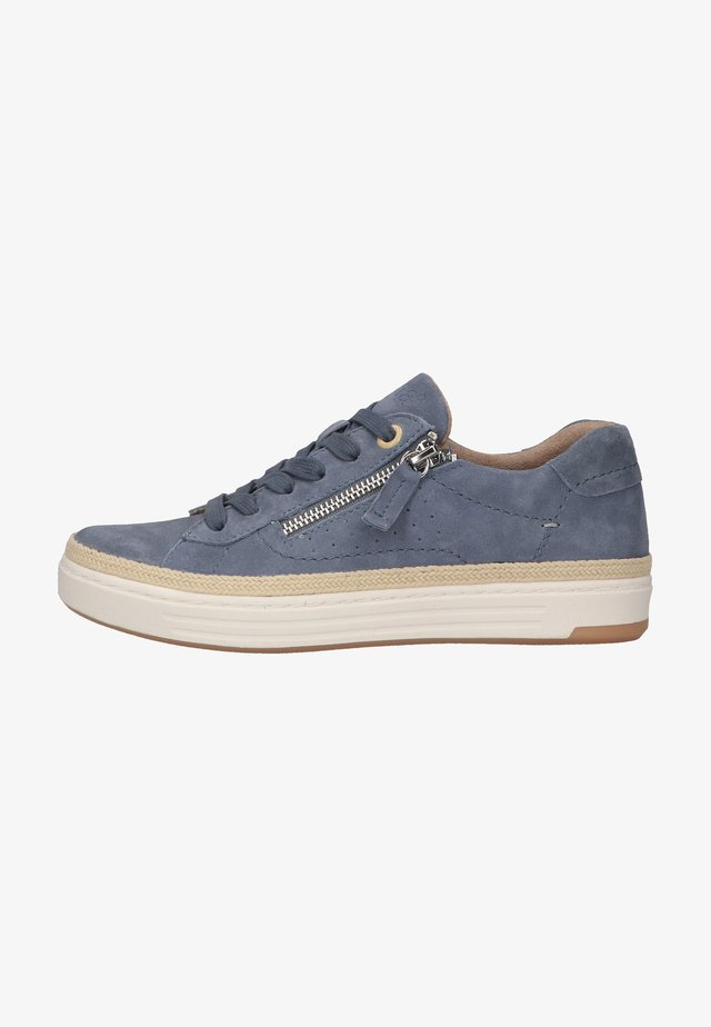 Sneakers laag - denim
