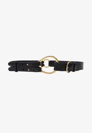 REFINED TRI STRAP  - Cintura - black