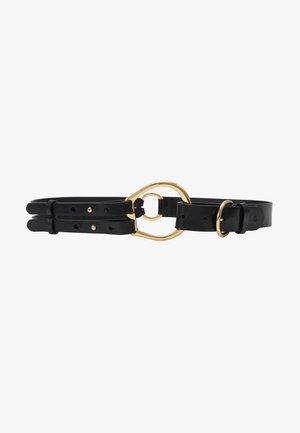 REFINED TRI STRAP  - Pásek - black