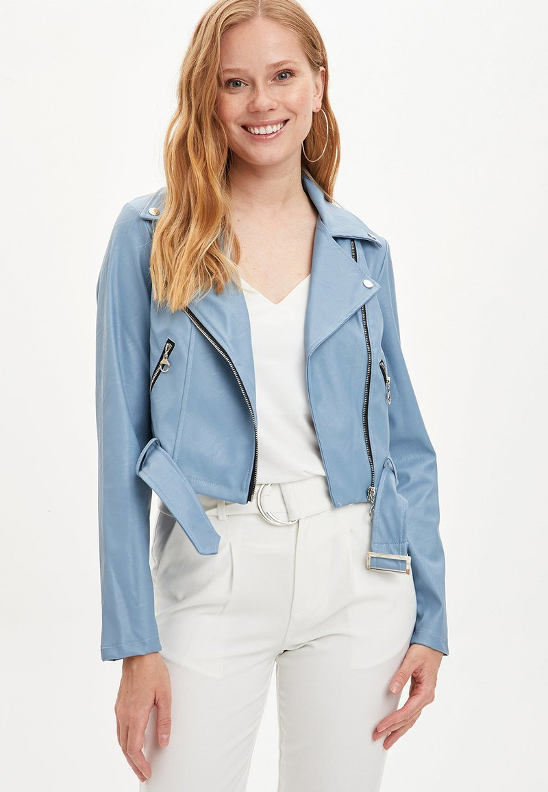 DeFacto - Light jacket - blue