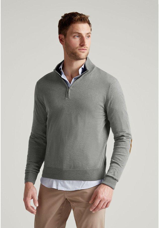 Jersey de punto - pale grey