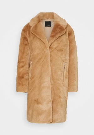 EVARISTO COAT - Winter coat - beige
