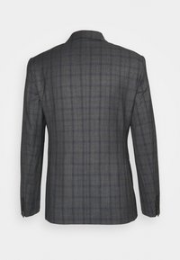 Isaac Dewhirst - CHECK SUIT - Oblek - blue - 14