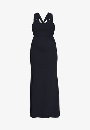 BARDOT CROSS BACK DRESS - Maxi dress - navy