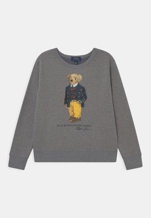 Mikina - classic grey heather